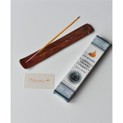 Ароматические палочки Ayurvedic «Chakra»