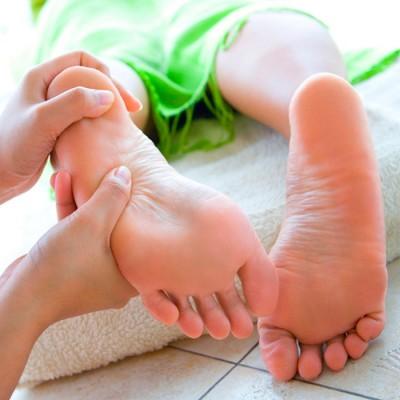 Массаж ног и стоп - фут-массаж